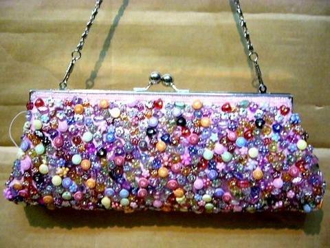 Women's Handbag Glittering 16