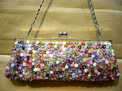 Women's Handbag Glittering 17