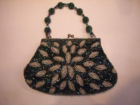 Women's Handbag Glittering 34