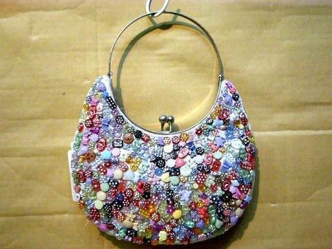 Women's Handbag Glittering 43
