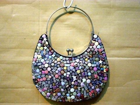 Women's Handbag Glittering 44