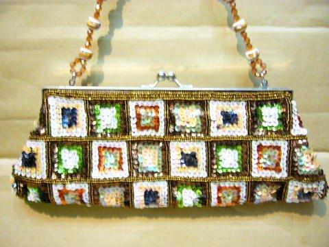 Women's Handbag Glittering 48