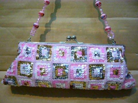 Women's Handbag Glittering 59