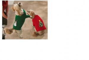 2-Pc.Lighted Dog Sweaters FREE SHIPPING