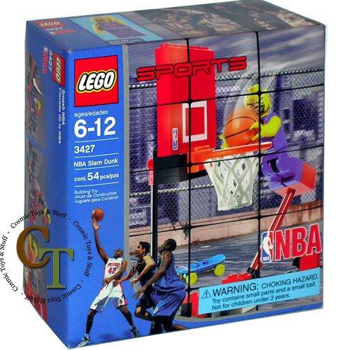 LEGO 3427 NBA Slam Dunk - Sports Basketball