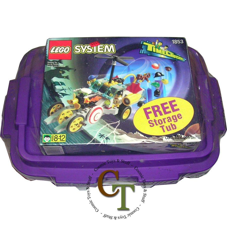 LEGO 1853 Hypno Crusier - Time Twisters