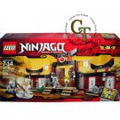 LEGO 2504 Spinjitzu Dojo - Ninjango
