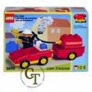 LEGO 2690 Fire Chief - DUPLO