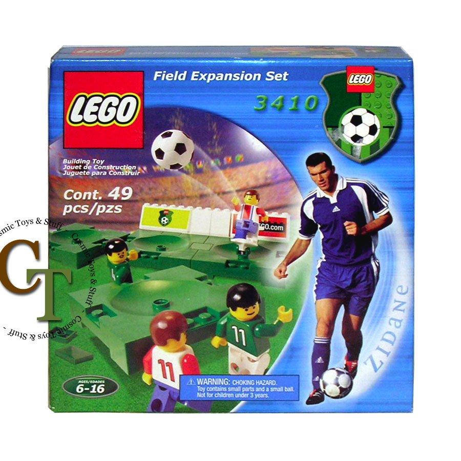 LEGO 3410 Field Expander - Sports Soccer