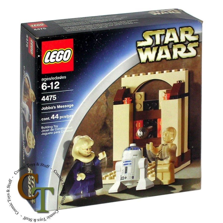 LEGO 4475 Jabba's Message - Star Wars