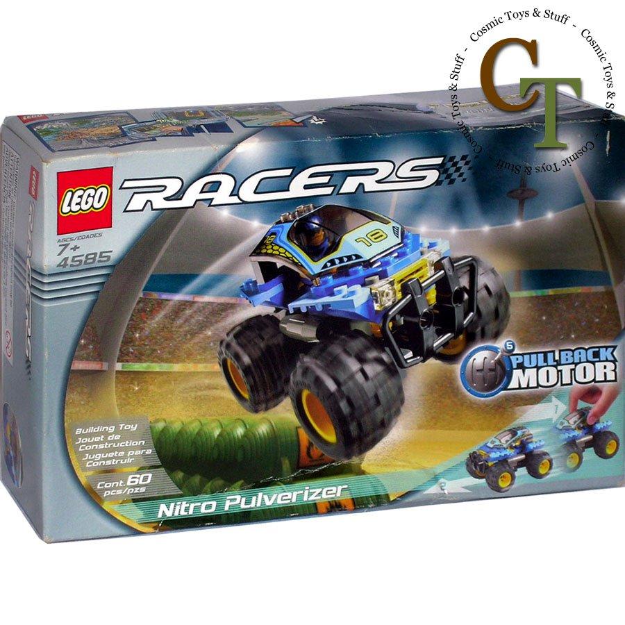 LEGO 4585 Nitro Pulverizer - Racers