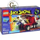 LEGO 4605 Fire Response SUV - Jack Stone