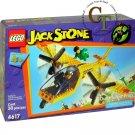 LEGO 4617 Dual Turbo Prop - Jack Stone