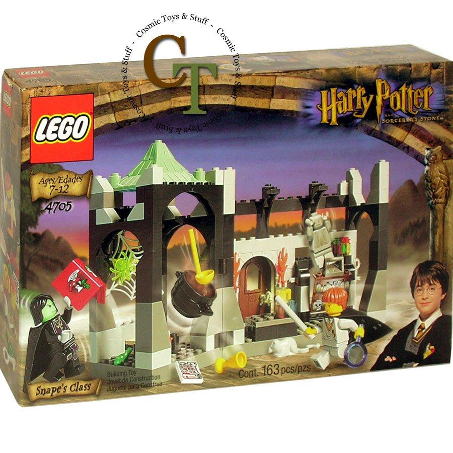 LEGO 4705 Snapes Classroom - Harry Potter