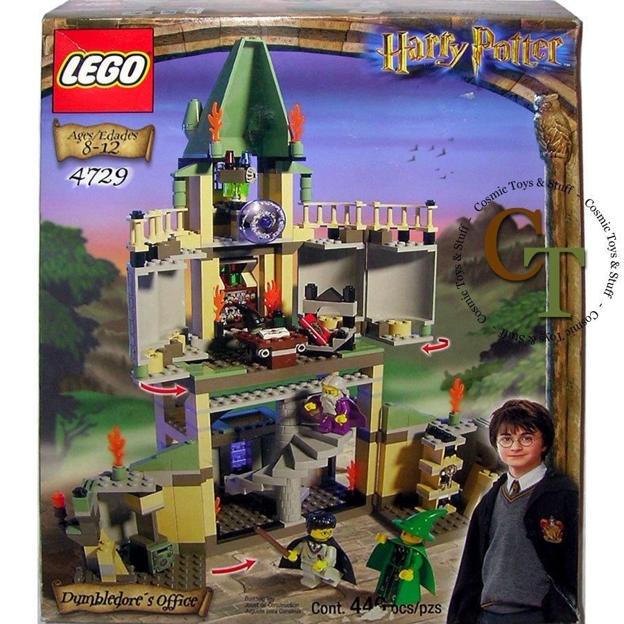 LEGO 4729 Dumbledore's Office - Harry Potter