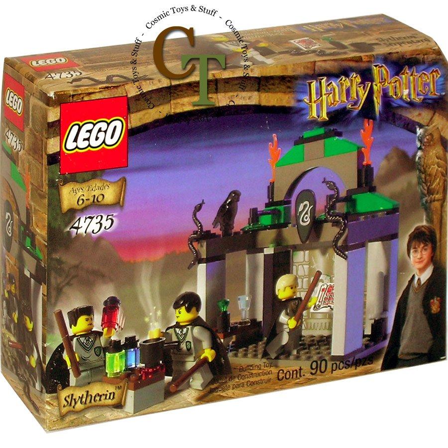 LEGO 4735 Slytherin - Harry Potter