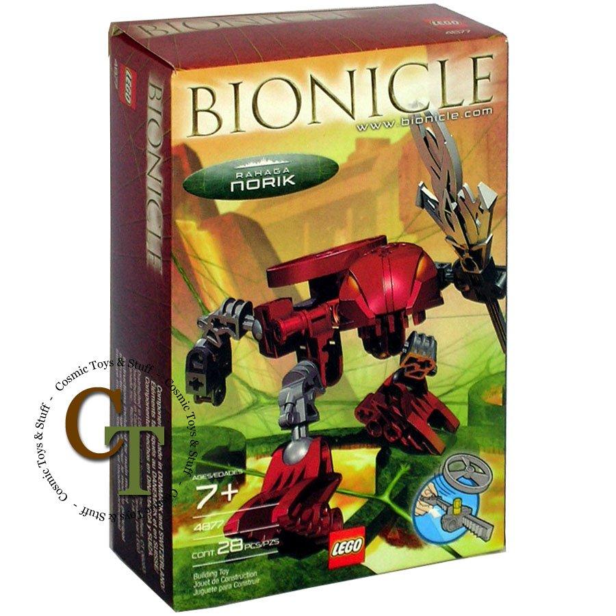 LEGO 4877 Rahaga Norik - Bionicle