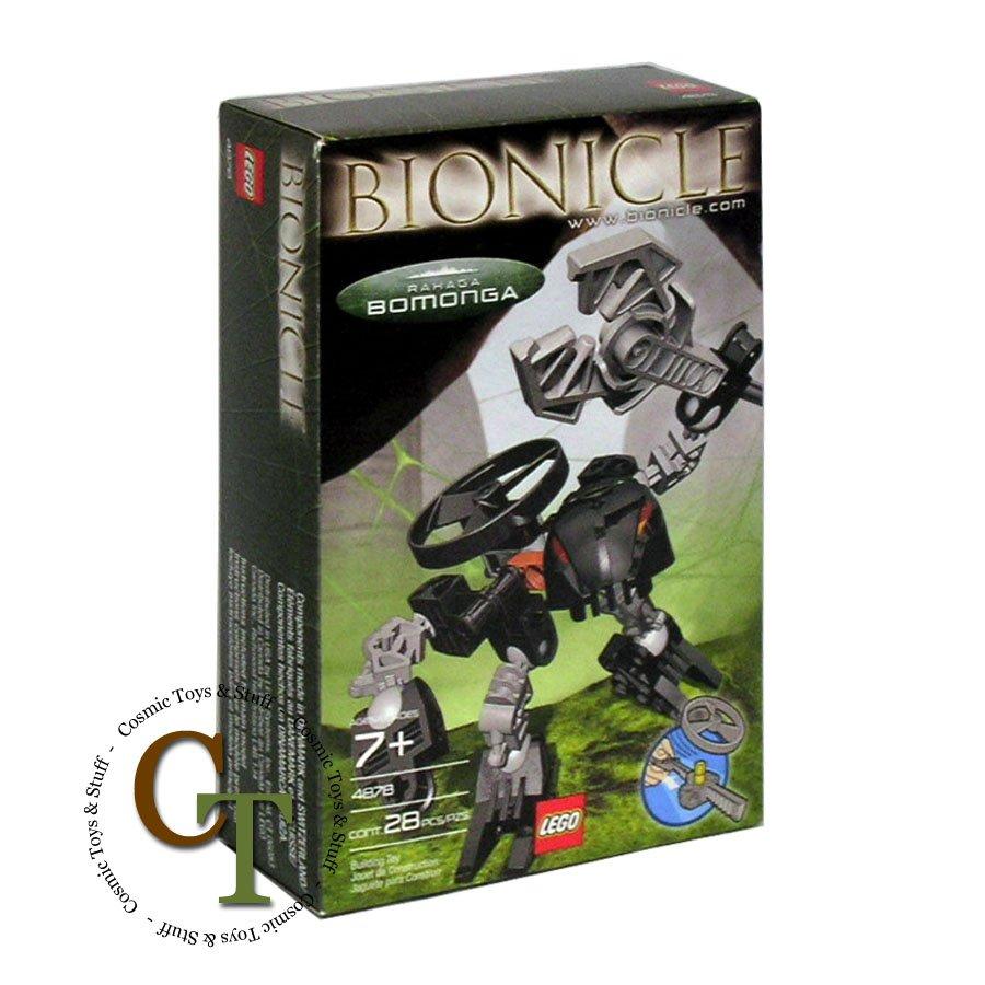 LEGO 4878 Rahaga Bomonga - Bionicle