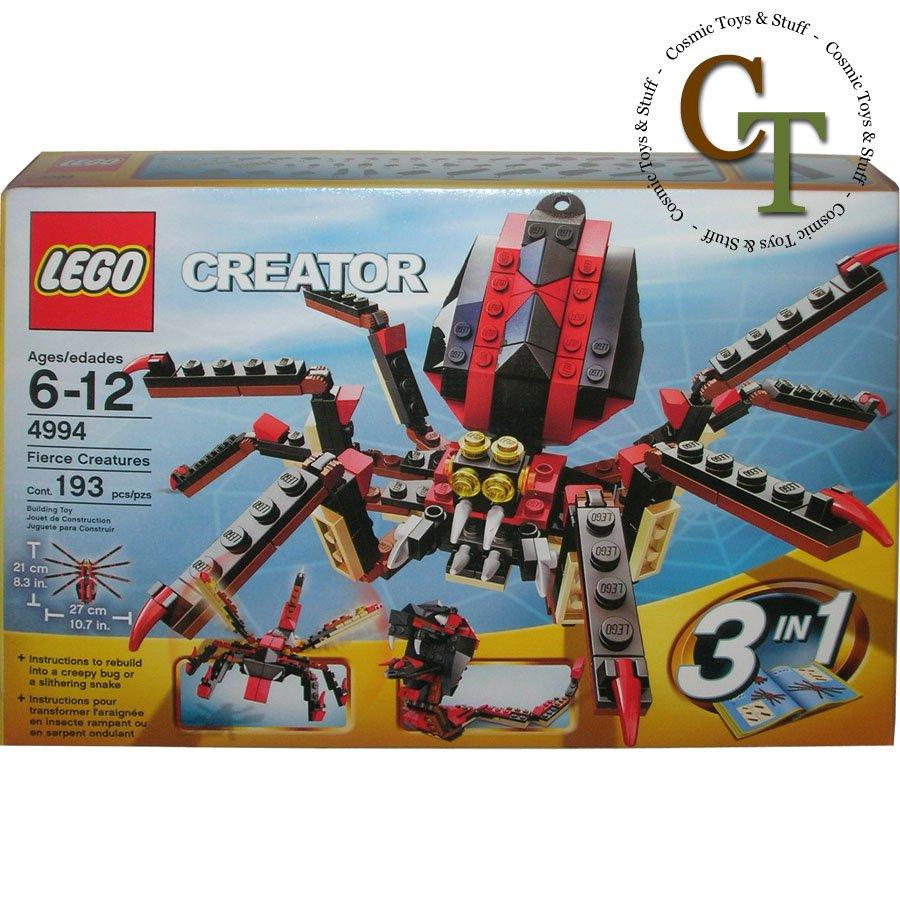 LEGO 4994 Fierce Creatures - Creator