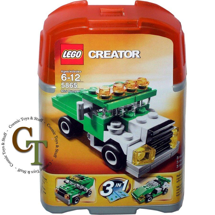 LEGO 5865 Mini Dumper - Creator