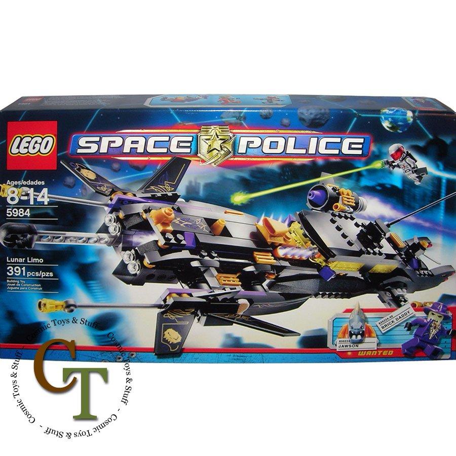 LEGO 5984 Lunar Limo - Space Police