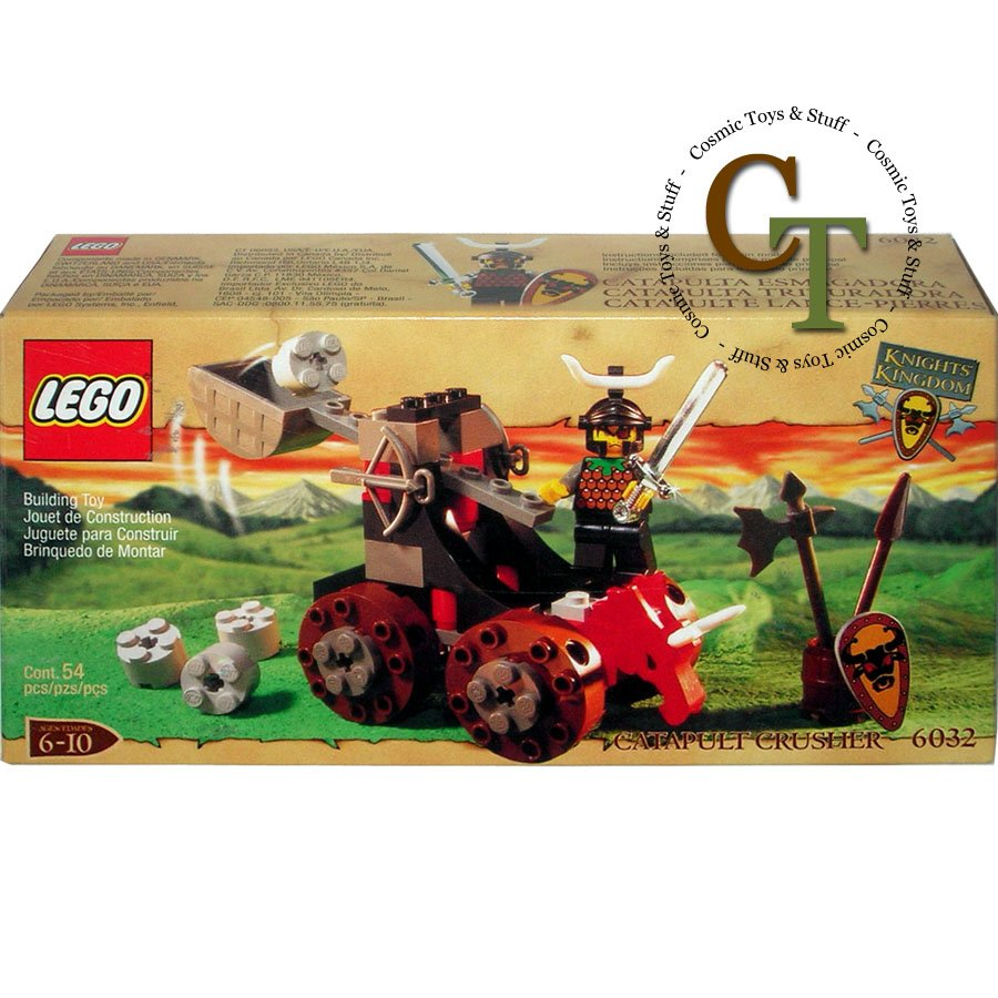 LEGO 6032 Catapault Crusher - Knights Kingdom