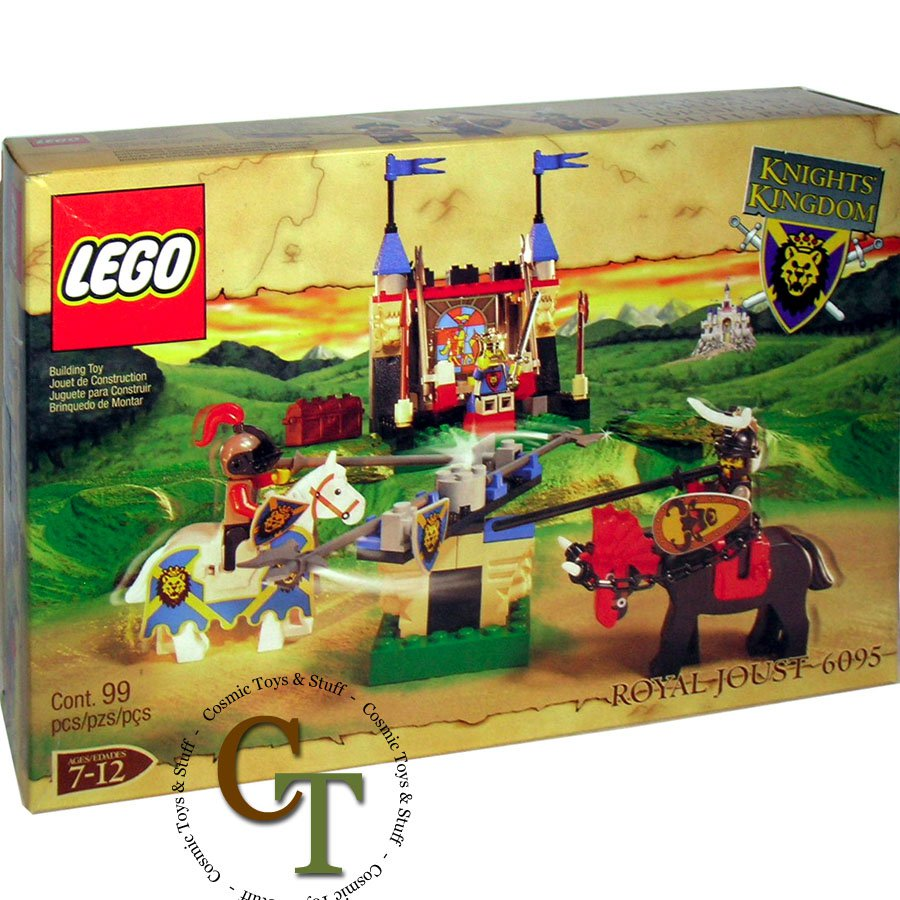 LEGO 6095 Royal Joust - Knights Kingdom