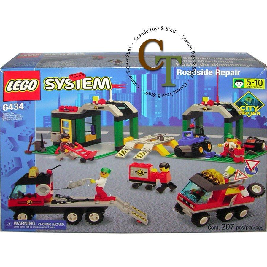 LEGO 6434 Roadside Repair - City Center