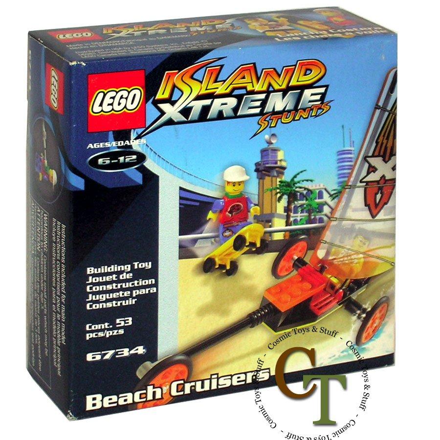 LEGO 6734 Beach Cruiser - Island Xtreme