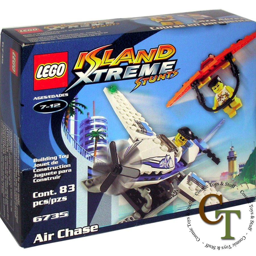 LEGO 6735 Air Chase - Island Xtreme