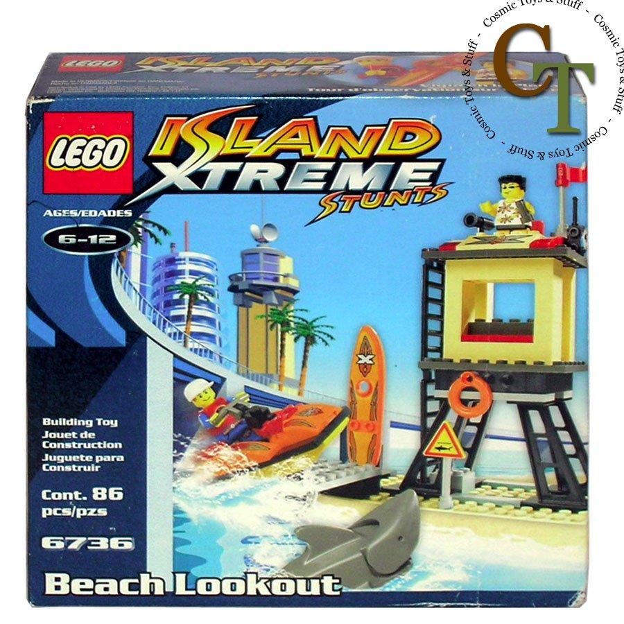 LEGO 6736 Beach Lookout - Island Xtreme