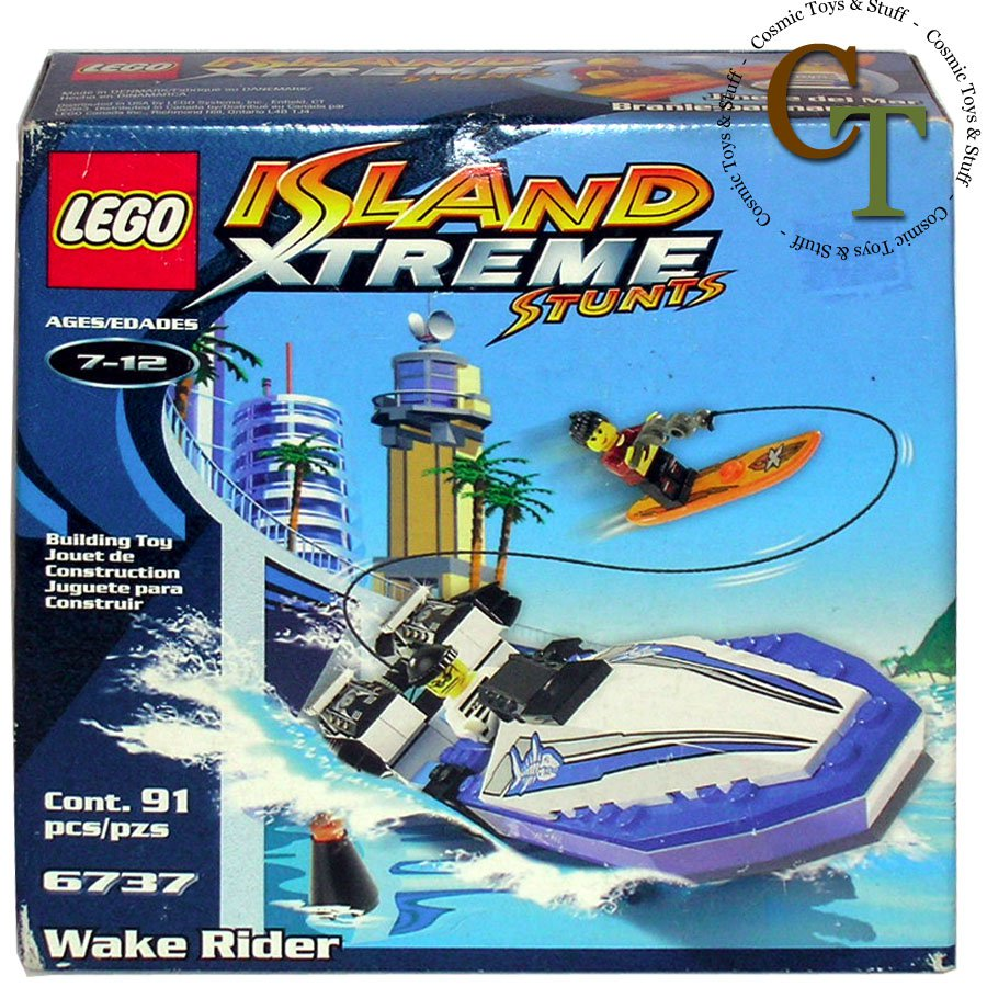 LEGO 6737 Wake Rider - Island Xtreme