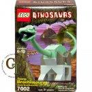 LEGO 7002 Young Brachiosaurus - Dinosaurs