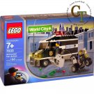 LEGO 7033 Armored Car Action