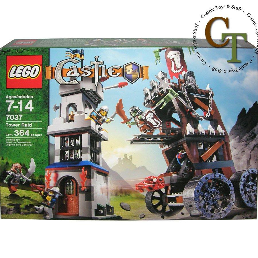 LEGO 7037 Tower Raid - Castle