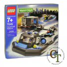 LEGO 7045 Hovercraft Hideout - World City