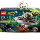 LEGO 7052 UFO Abduction - Alien Conquest