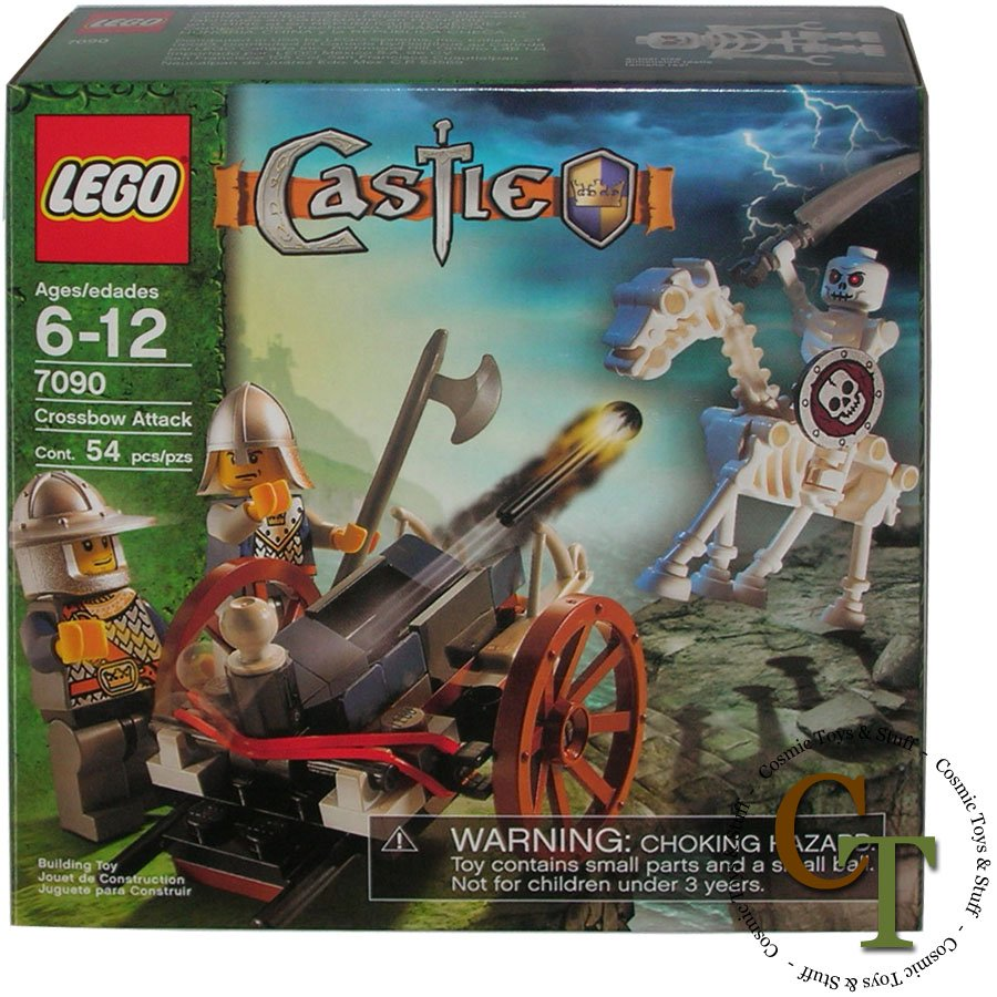 LEGO 7090 Crossbow Attack - Castle