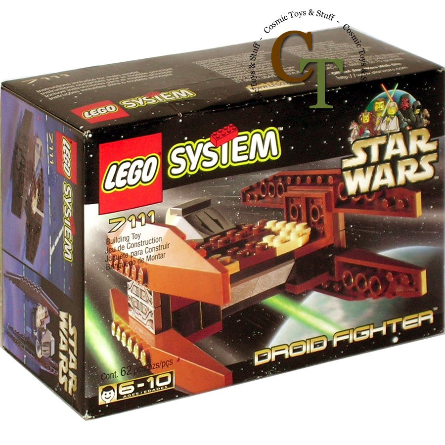 LEGO 7111 Droid Fighter - Star Wars