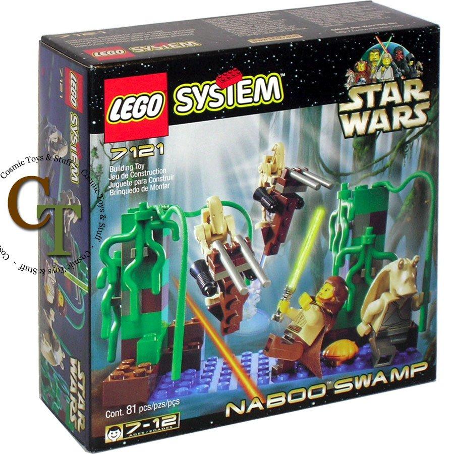 LEGO 7121 Naboo Swamp - Star Wars