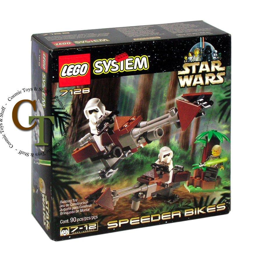 LEGO 7128 Speeder Bikes - Star Wars