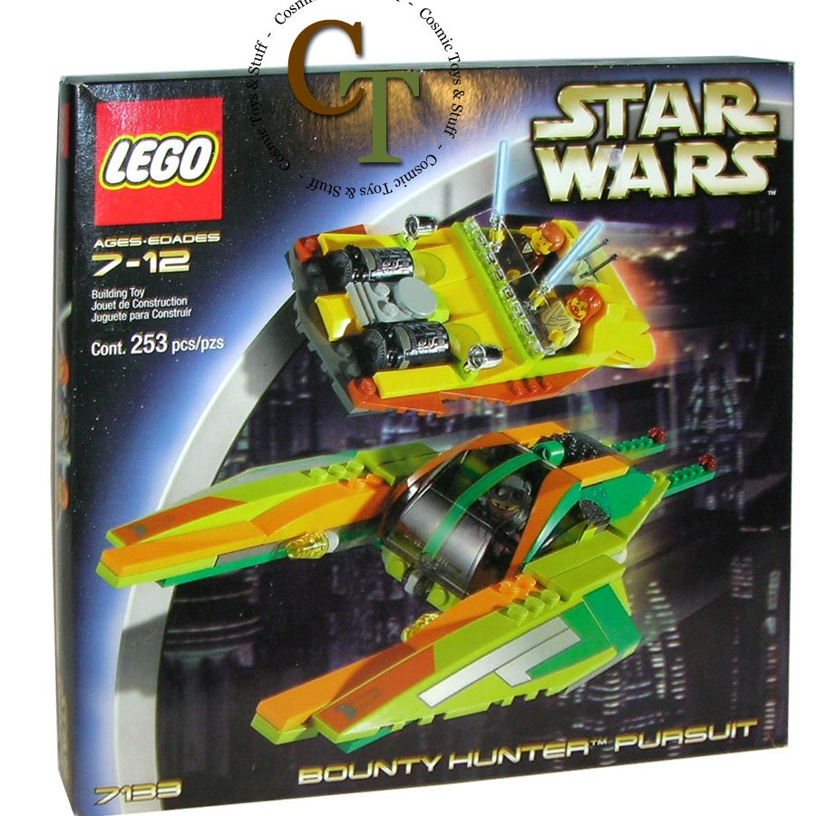 LEGO 7133 Bounty Hunter Pursuit - Star Wars