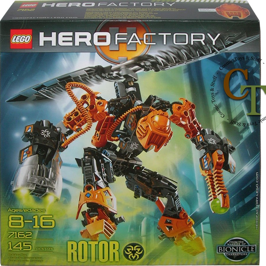 LEGO 7162 Rotor - Hero Factory
