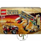 LEGO 7325 Cursed Cobra Statue - Pharaoh's Quest