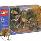 LEGO 7414 Elephant Caravan - Orient Expedition