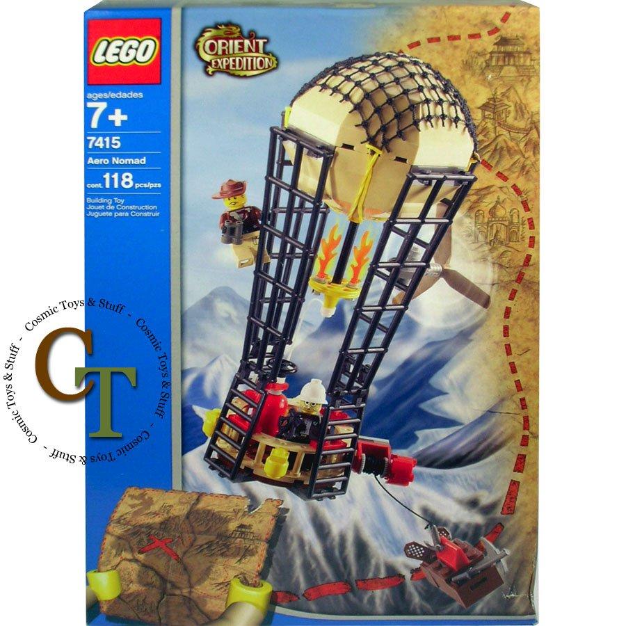 LEGO 7415 Aero Nomad - Orient Expedition