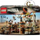 LEGO 7573  Battle of Alamut - Prince of Persia