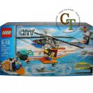 LEGO 7738 Coast Guard Helicopter and Life Raft - City