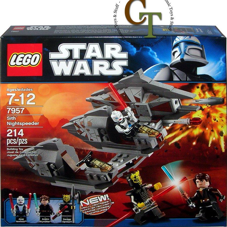 LEGO 7957 Sith Nightspeeder - Star Wars