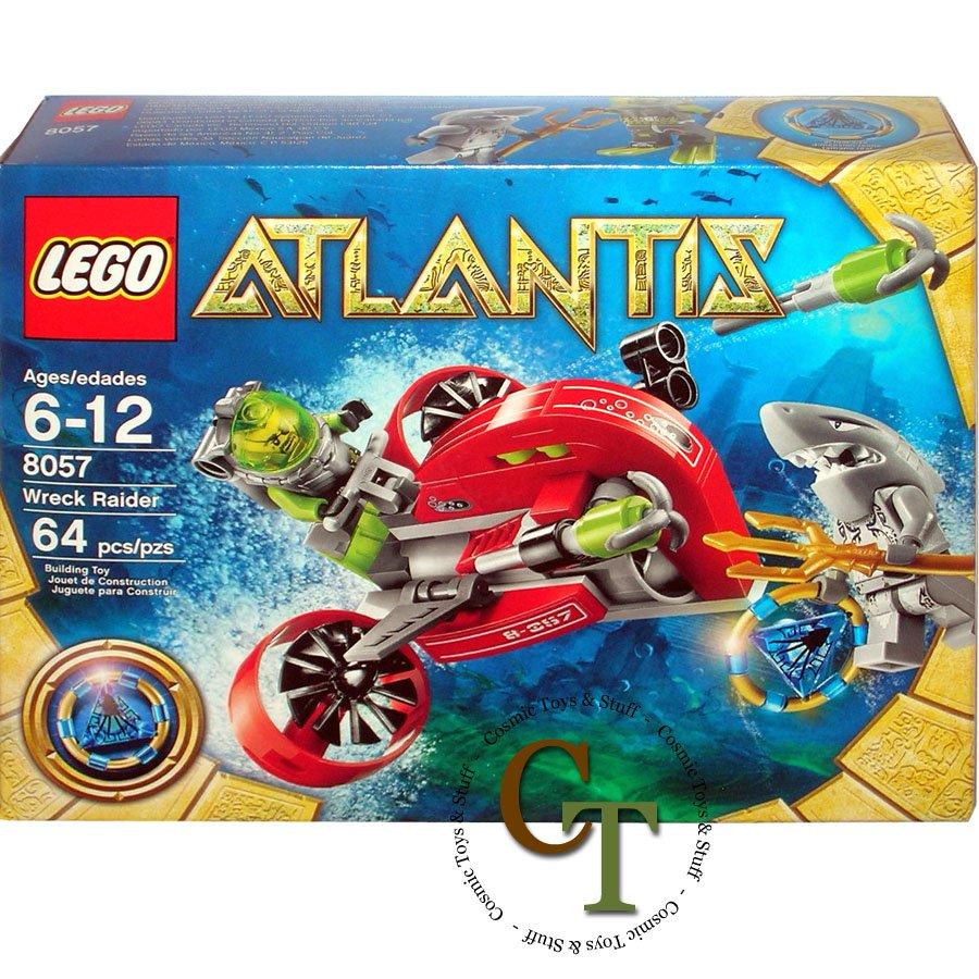 LEGO 8057 Wreck Raider - Atlantis